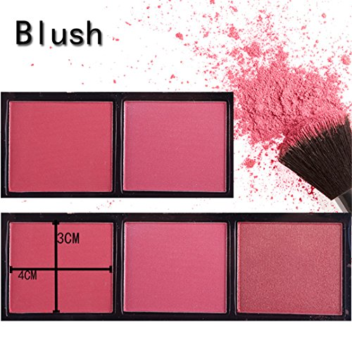 Pure Vie 132 Colors All in one Makeup Gift Set including 94 Highly Pigmented Shimmer and Matte Eyeshadow palette, 12… 6