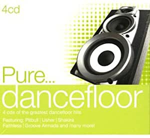 Pure... Dancefloor (4 Cds)