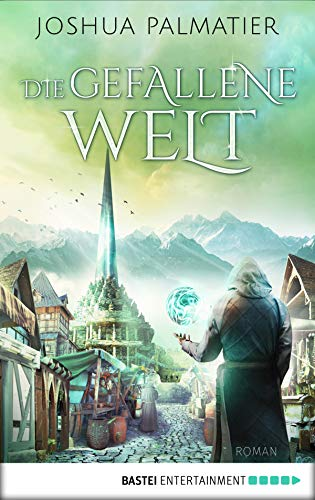 Die gefallene Welt: Roman (Ley-Reihe 2) (German Edition)