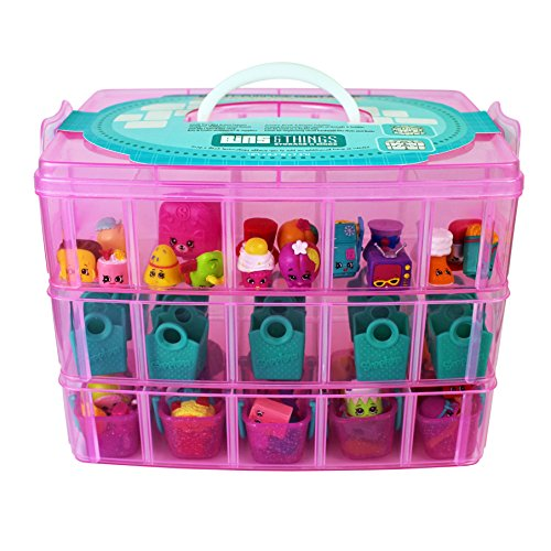 Bins & Things Stackable Storage Container for Shopkins Li...
