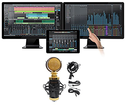 Price comparison product image Presonus Studio One Upgrade From Artist Version 3 To Professional 3.2+Studio Mic
