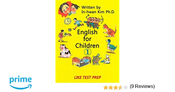 Workbook esl worksheets for adults : English for Children 1: Basic Level English as Second Language ...