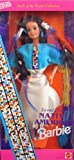 Special Edition Barbie 1993 Dolls of the World 12 Inch Doll Collection – Second Edition Native American Barbie Doll with Native American Dress, Boots, Ring, Earrings, Brush and Doll Stand, Baby & Kids Zone