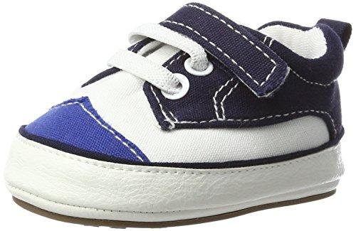Sterntaler Baby-schuh - Zapatillas de casa Bebé-Niñas Azul Marino