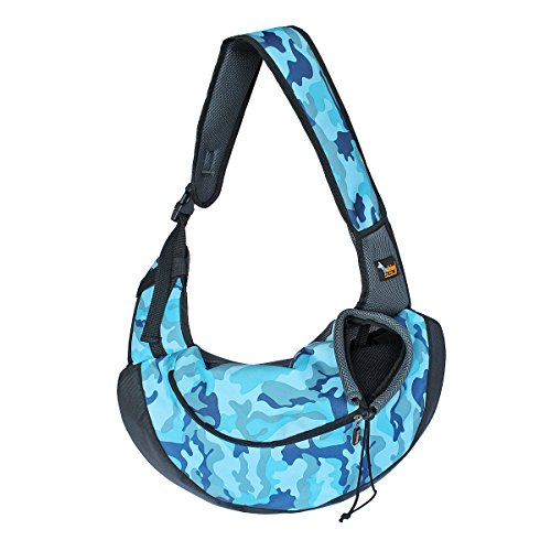 Ondoing-Small-Dog-Cat-Sling-Carrier-Bag-Travel-Tote-Soft-Comfortable-Puppy-Kitty-Rabbit-Shoulder-Carry-Tote-Handbag-Camo-Blue