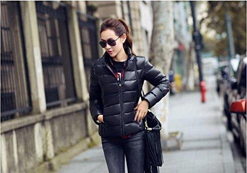 Lightweight Black Evion Puffer Jacket Winter Women's Ultralight Fashion Down Warm rIqnRwIvz