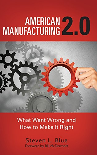 American Manufacturing 2.0: What Went Wrong and How to Make It Right