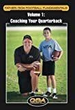 "Darin Slack's Volume 1 DVD ""Coaching your Quarterback"" Father Son Football Fundamentals for Quarterback Instruction & Training"