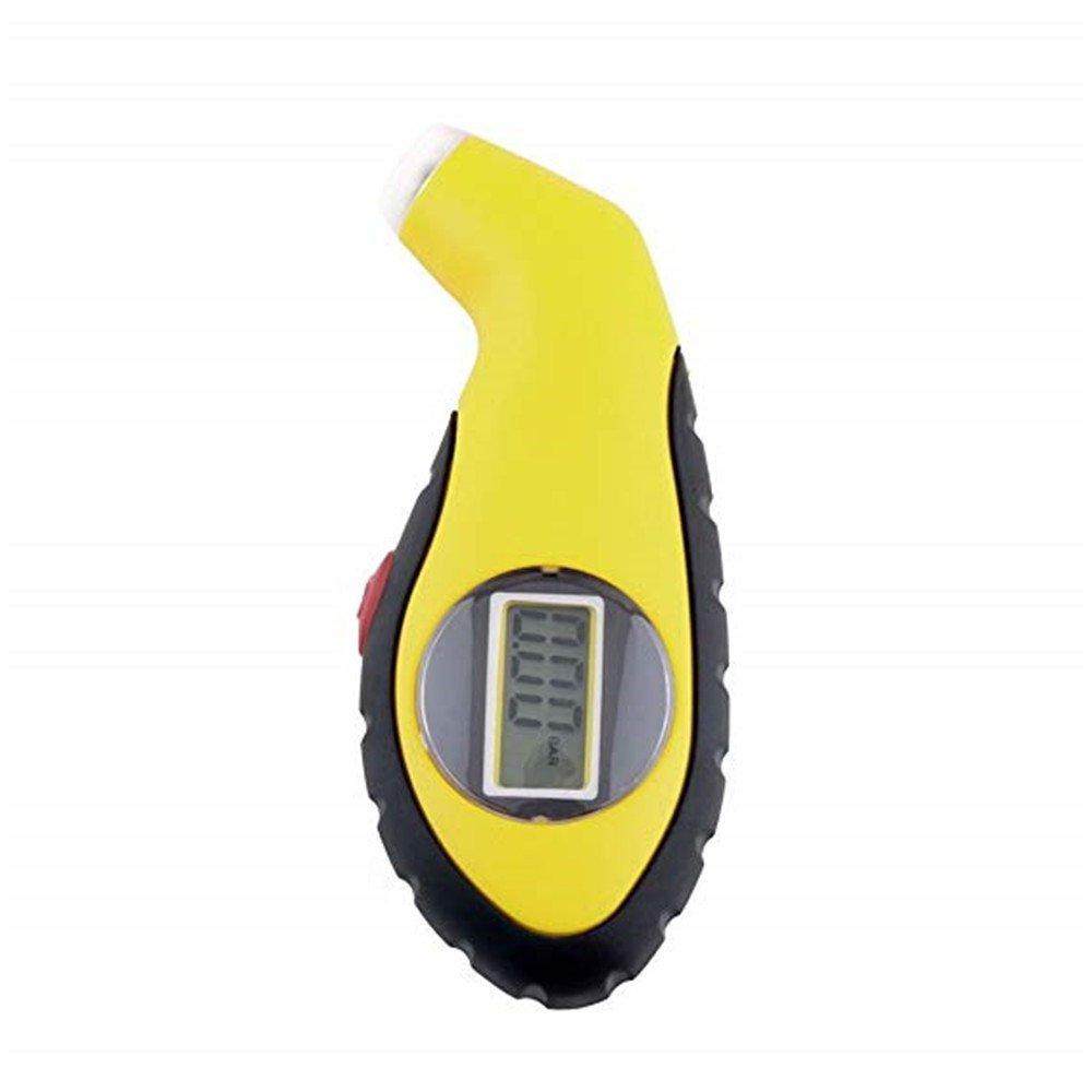 Tyre Pressure Guage LCD Digital High Precision Tester Checker Tool Qiqilei MFSUT311238
