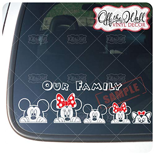 Customize-able Mickey & Minnie Inspired