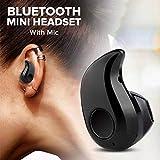 3EYEPHONE Mini S530 Stereo Bluetooth 4.1 Headset Earphone Earbud for All Smartphones (Black)