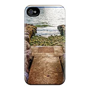 Protective Cases With Fashion Design For Iphone 6 (pathway To The Sea)