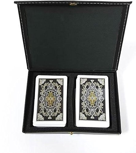 K&A Company Playing Cards Monarchs Monarch Deck Set of 2 - Case Pack 12