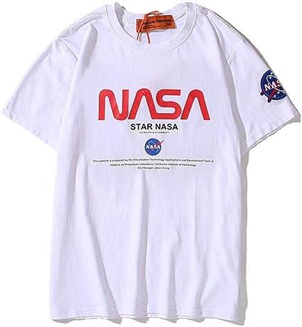 Hbche Hombre de la NASA Transbordador Espacial Camisa - Retro ...