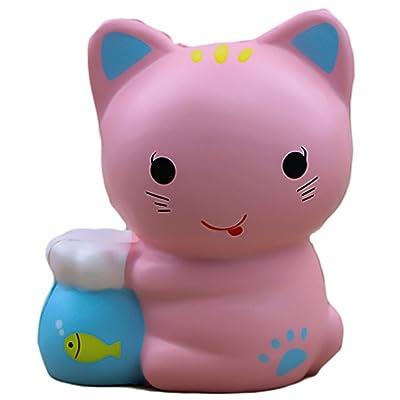 ichangyi La presión del Gato Libera la decoración de la Oficina de la Familia.(None Picture Color): Juguetes y juegos