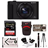 Sony DSC-HX80 High-Zoom Point and Shoot Camera with Sony 32GB Memory Card & Focus Accessory Bundle Review