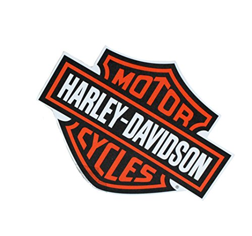- Harley-Davidson Bar & Shield (Die-cut) Blank Greeting Card