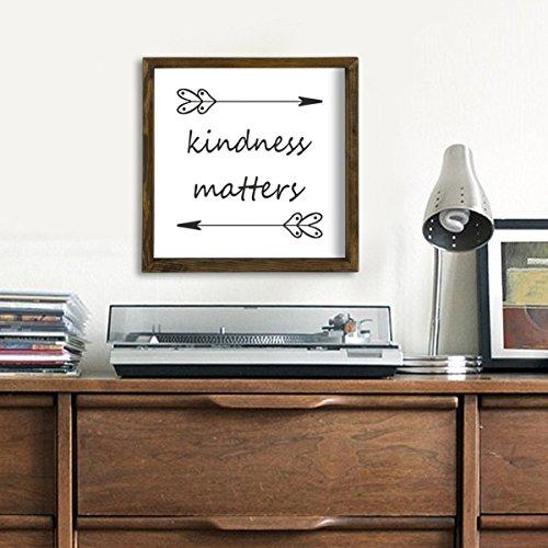 LaModaHome Kind Home Decor, Kindness Matters, Personality, O