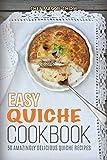 Free eBook - Easy Quiche Cookbook