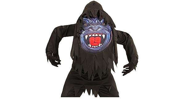 NET TOYS Traje Infantil Gorila | Disfraz Niños Mono | Traje ...