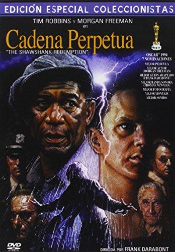 Cadena Perpetua Ed Especial (Import Movie) (European Format – Zone 2) (2013) Tim Robbins; Morgan Freeman; B