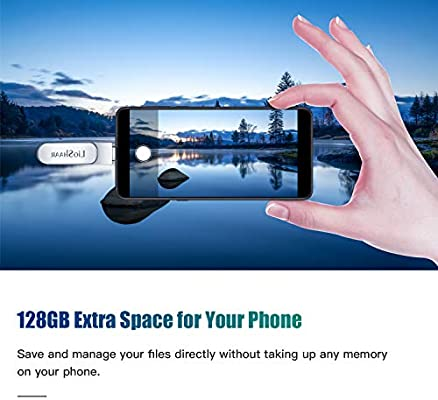 Pen Drive 128gb 3.0 Alta Velocidad Lio SHAAR Memoria USB Tipo c pendrive USB c OTG 3 en 1 para Android Movíl PC Notebook Smart TV: Amazon.es: Electrónica