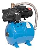 Superior Pump 94525 1/2 Hp Shallow Well Jet Pump -with24L Tank