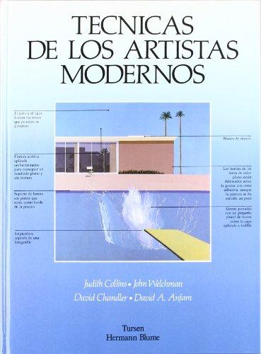 Descargar Libro Técnicas De Los Artistas Modernos Judith Collins