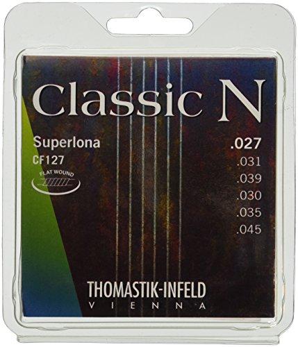 Thomastik-Infeld CF127 Classical Guitar Strings: Classic N Series 6 String Set Strings E, B, G, D, A, E Set