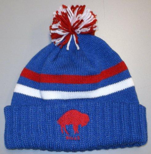 Buffalo Bills 2009 AFL Retro Cuffed Knit Hat