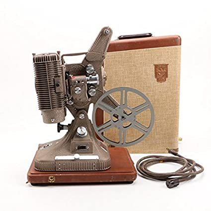 Amazon com: Keystone 8MM Projector (Type I): Electronics
