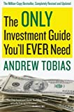 The Only Investment Guide You'll Ever Need, Andrew Tobias, 0547447256