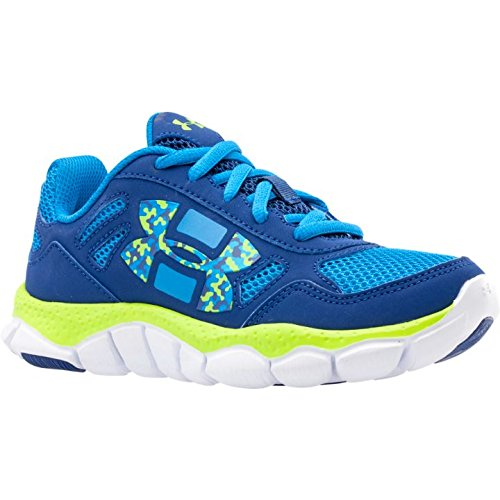 Boy's Under Armour 'Micro G Engage' Athletic Shoe, Size 7 M