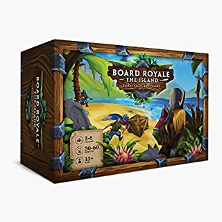 Board Royale - The Island - Base Game