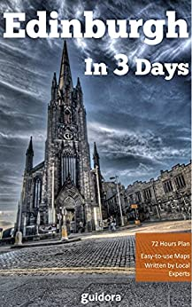 Edinburgh Days Perfect Itinerary Restaurants ebook product image