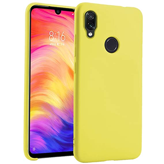 Amazon.com: Case Compatible with Xiaomi Redmi Note 7/ Note 7 ...