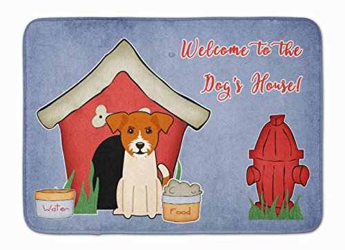 Caroline's Treasures BB2862RUG Dog House Jack Russell for sale  Delivered anywhere in Canada