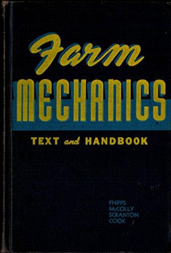 Farm Mechanics Text and Handbook