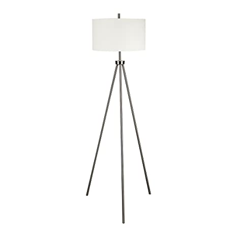 Deeplite Tall Floor Light Tripod Floor Lamp With 3 Way Dimmable Switch Modern And Metal Standing Lamp For Living Room Office Bedroom Reading
