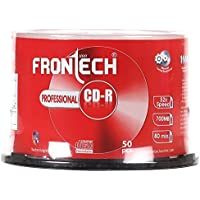 Frontech Ultra Safe and Data Vault Blank CD