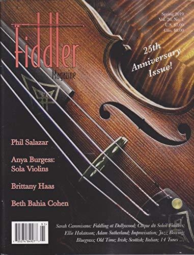 Fiddler Magazine Spring 2019