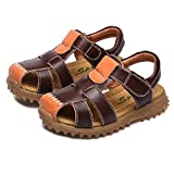 Boys' Girls' Outdoor Sport Closed-Toe Sandal Kids Breathable Summer Sandals Shoes