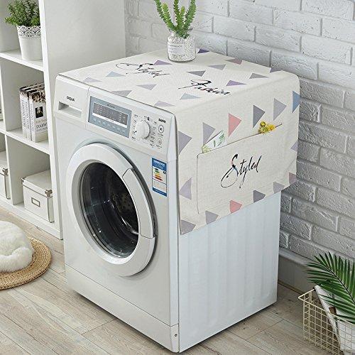 Caracteres europeos europeos Roller lavadora Tela de manta ...