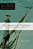 Colossians & Philemon (N. T. Wright for Everyone Bible Study Guides)