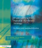 img - for Implementing the National Numeracy Strategy: For Pupils with Learning Difficulties book / textbook / text book