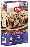 Katz Gluten Free Blueberry Loaf, 13.5 Ounce, Certified Gluten Free - Kosher - Dairy, Soy, Corn & Nut free - (Pack of 1) for $19.71.
