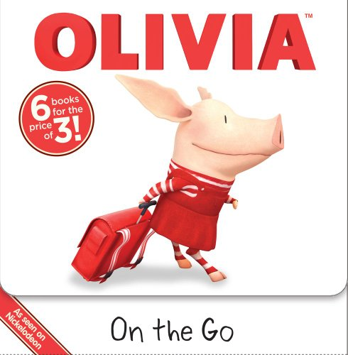OLIVIA On the Go: Dinner with OLIVIA; OLIVIA and the Babies; OLIVIA and the School Carnival; OLIVIA Opens a Lemonade Stand; OLIVIA Cooks Up a Surprise; OLIVIA Leads a Parade (Olivia TV Tie-in)
