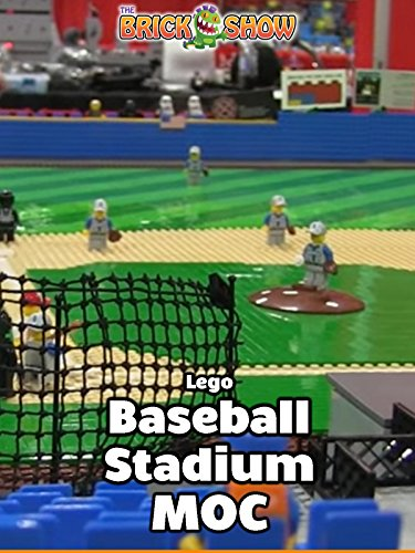 Clip: Lego Baseball Stadium MOC