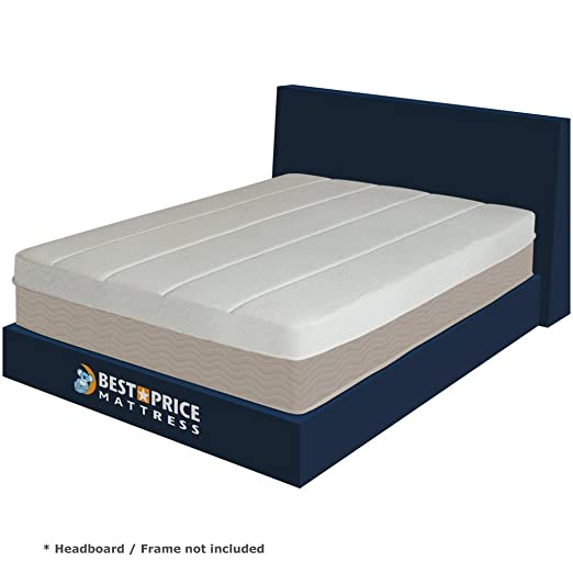 Night Therapy 14 inch Grand Memory Foam Mattress (Queen)