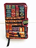 Protect your books and reading privacy with our fabric book covers -- featuring a variety of beautifully designed patterns. Hidden Secrets Book Covers creates high-quality, durable and stylish book covers. The perfect gift for anyone who loves to rea...